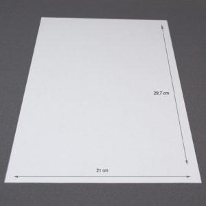 Briefbogen – Standard 80g