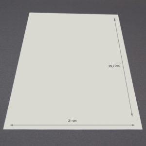 Briefbogen – Exklusiv  Zanders Gohrsmühle mit WZ