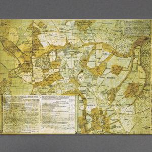 Asbacher Zehnt-Karte von 1779